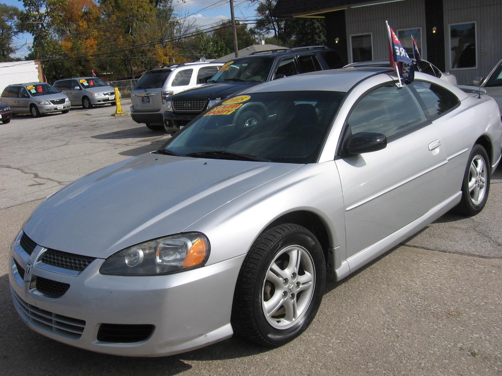 2005 Dodge Stratus BHPH Fair Market Value