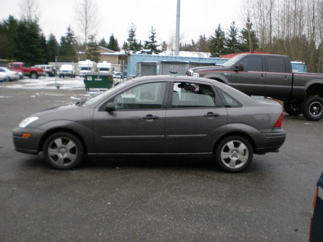 2002 Ford Focus BHPH Fair Market Value