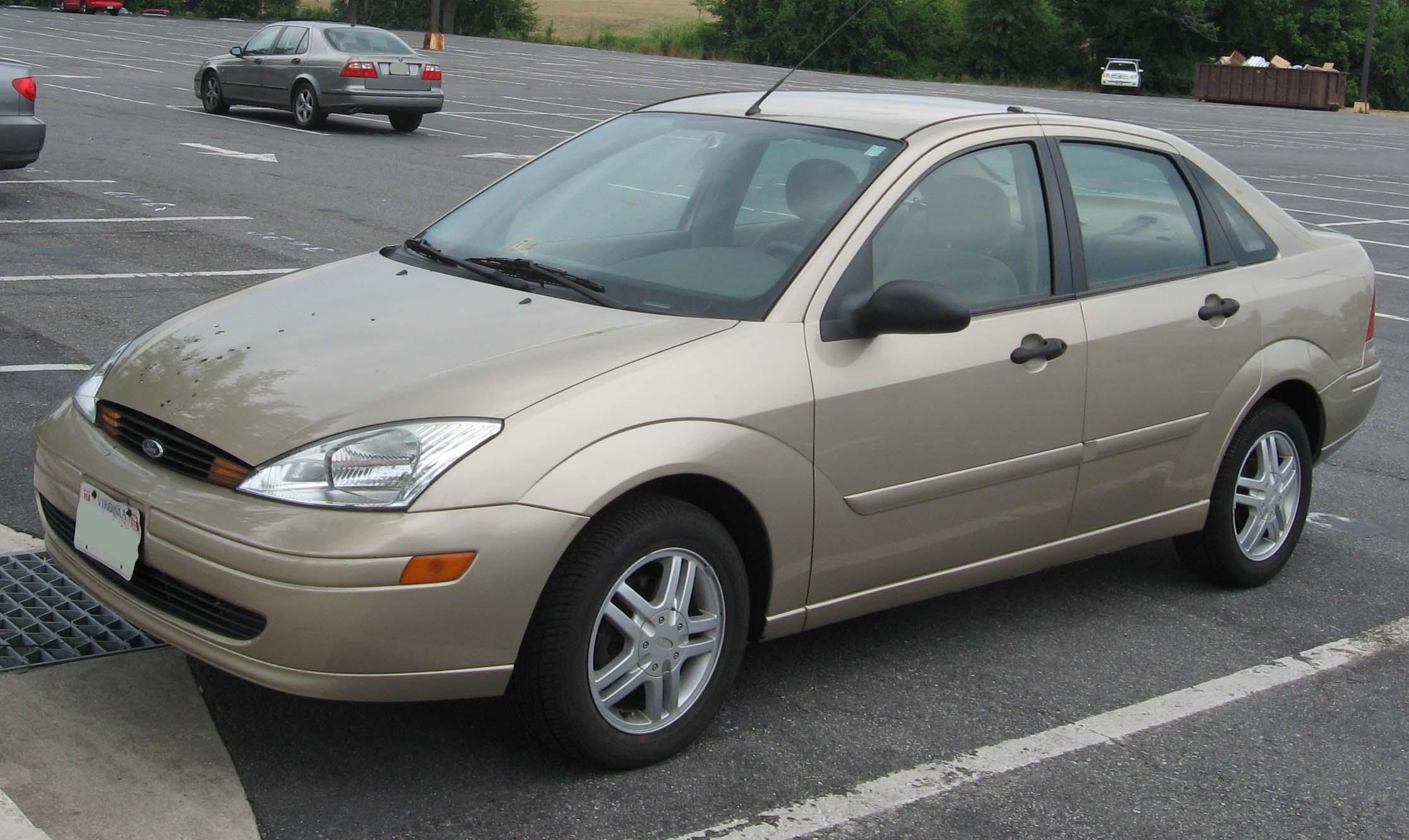 2007 Ford Focus FMV