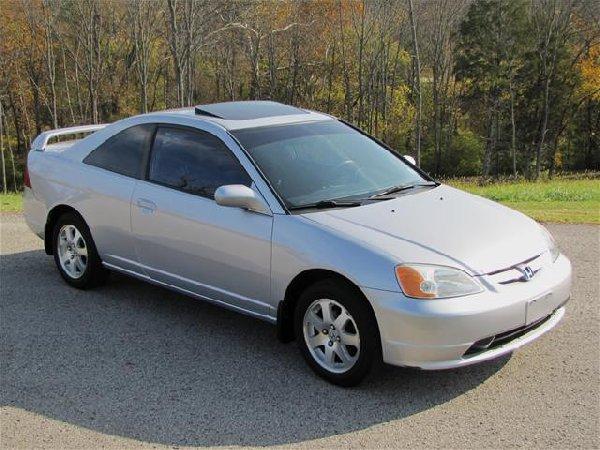2002 Honda Civic FMV