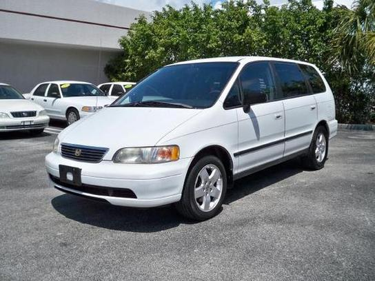 1996 Honda Odyssey BHPH Fair Market Value