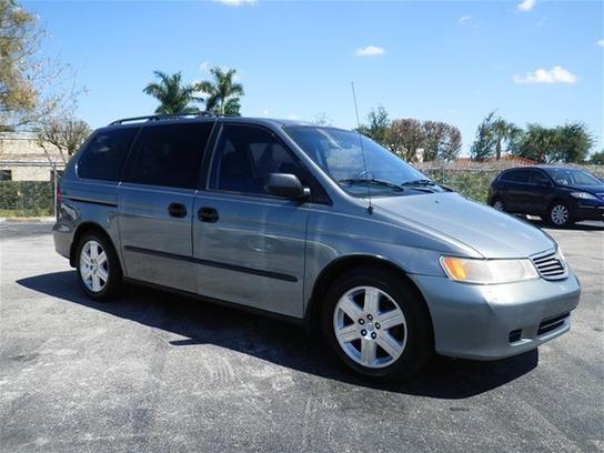 2000 Honda Odyssey BHPH Fair Market Value