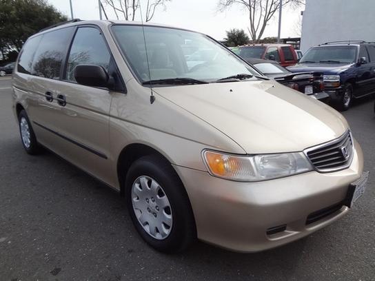 2001 Honda Odyssey BHPH Fair Market Value