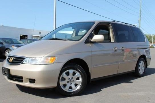 2002 Honda Odyssey BHPH Fair Market Value