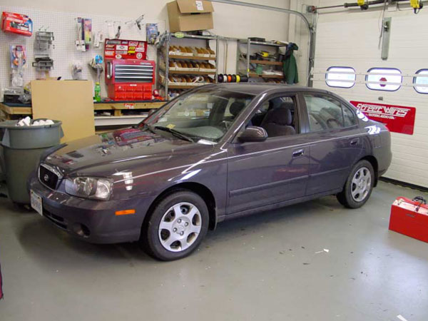1996 Hyundai Elantra BHPH Fair Market Value