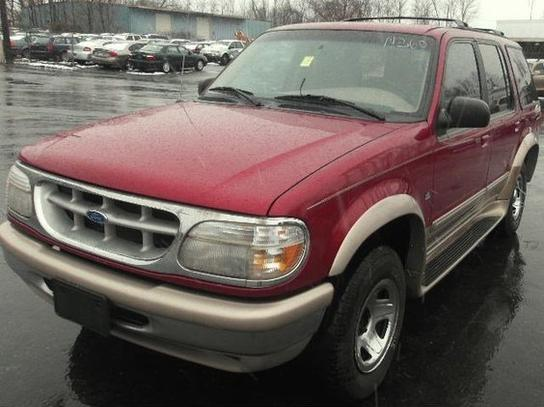 1997 Ford Explorer BHPH Fair Market Value