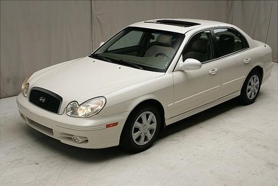 2002 Hyundai Sonata BHPH Fair Market Value
