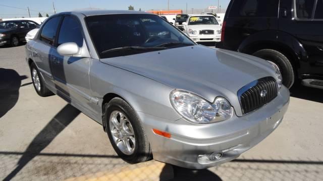 2004 Hyundai Sonata BHPH Fair Market Value