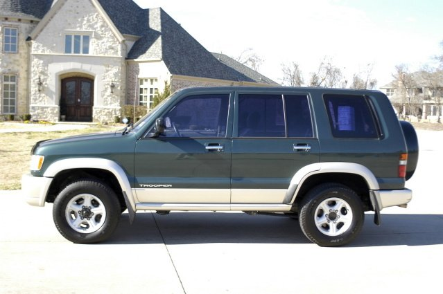 1999 Isuzu Trooper BHPH Fair Market Value