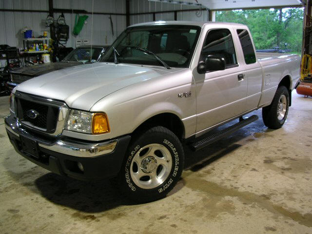 2004 Ford Ranger BHPH Fair Market Value