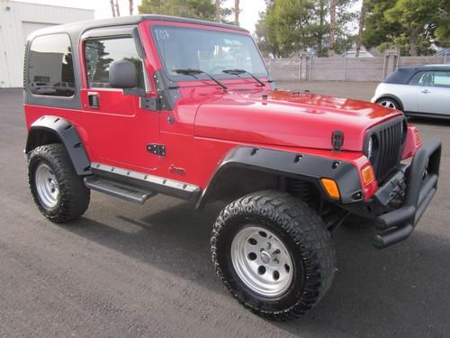 2000 Jeep Wrangler BHPH Fair Market Value