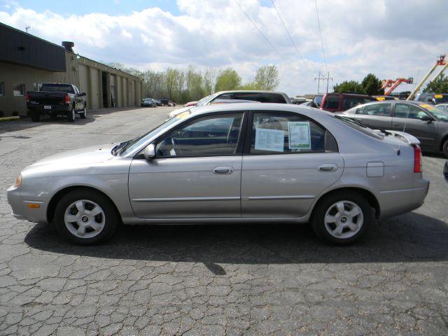 2003 Kia Sephia FMV