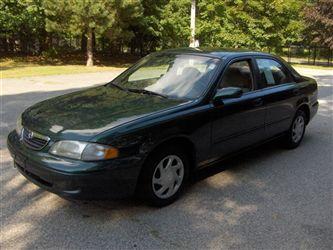 1998 Mazda 626 BHPH Fair Market Value