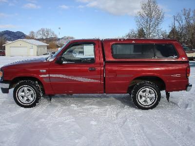 1995 Mazda B-Series Pickup BHPH Fair Market Value