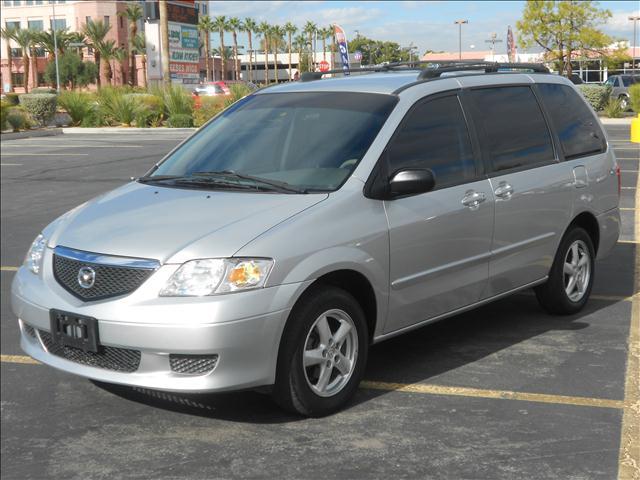 2003 Mazda MPV FMV