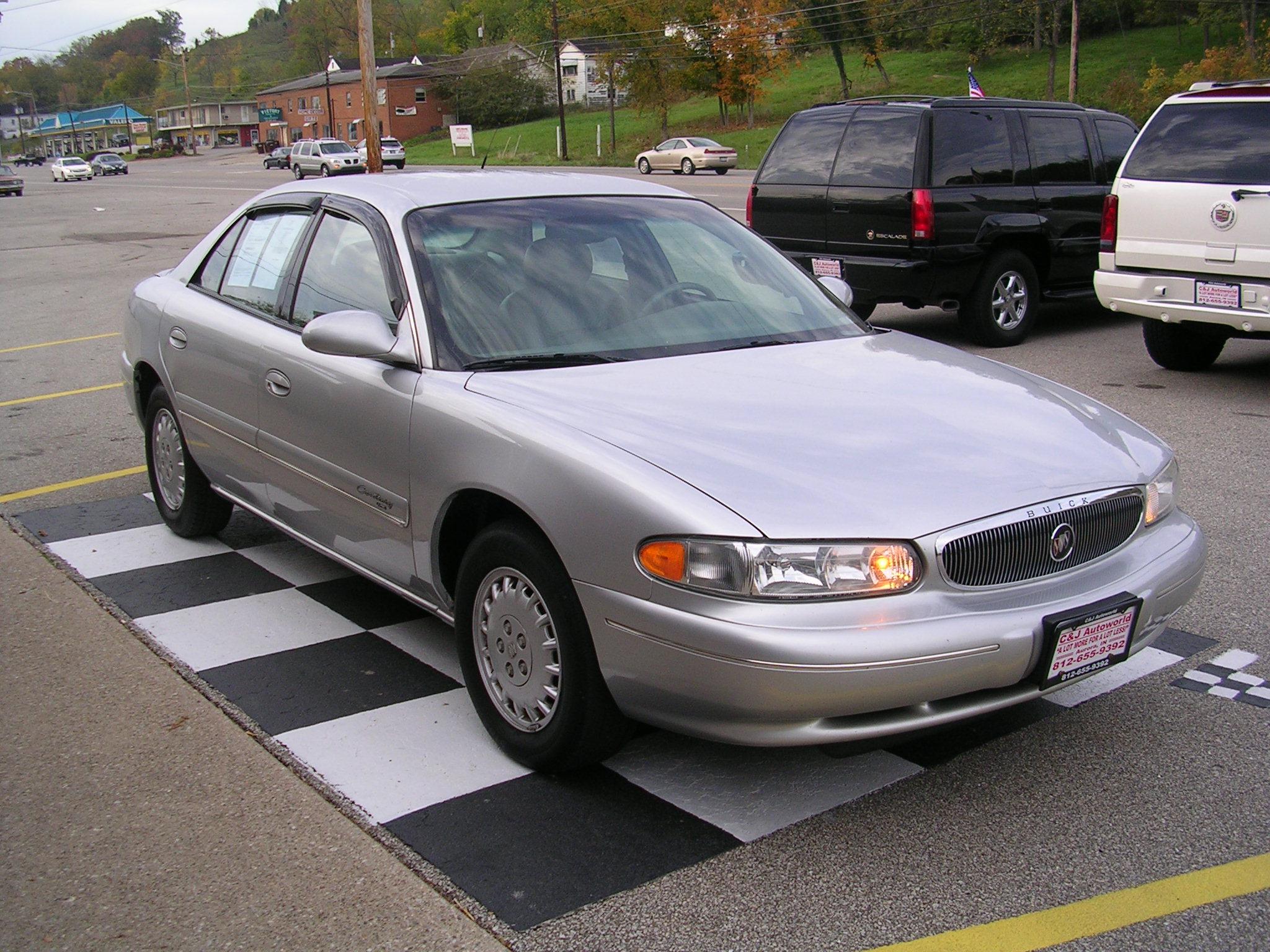 2001 Buick Century BHPH Fair Market Value