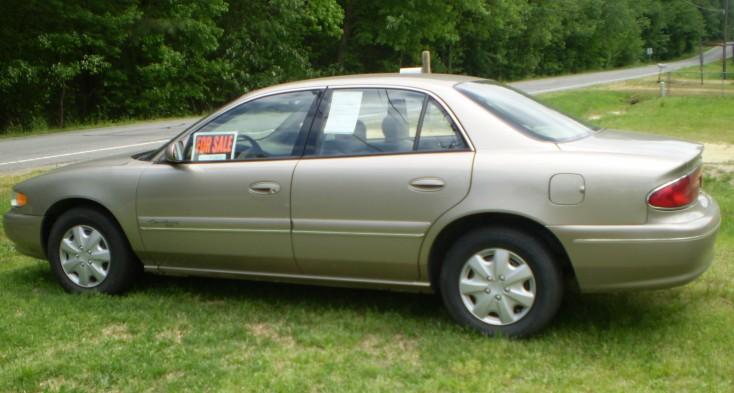 2002 Buick Century BHPH Fair Market Value