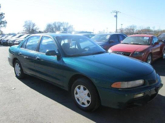1997 Mitsubishi Galant BHPH Fair Market Value