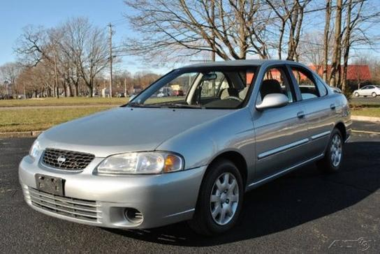 2002 Nissan Sentra BHPH Fair Market Value