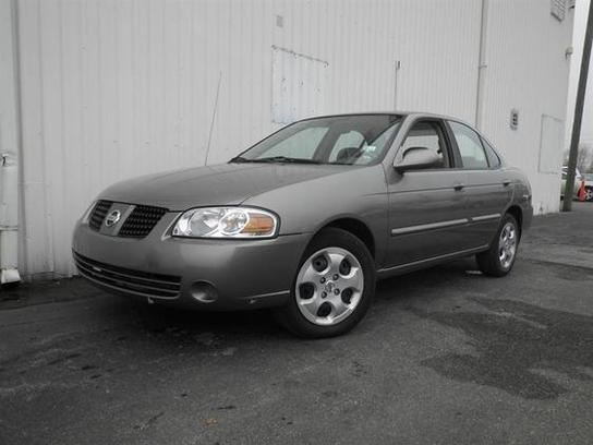 2005 Nissan Sentra BHPH Fair Market Value