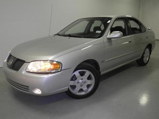 2006 Nissan Sentra BHPH Fair Market Value