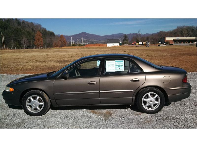 2002 Buick Regal BHPH Fair Market Value