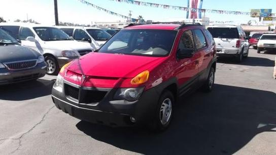 2001 Pontiac Aztek BHPH Fair Market Value