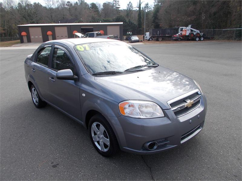 2007 Chevrolet Aveo BHPH Fair Market Value
