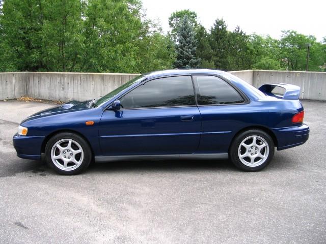 2001 Subaru Impreza FMV