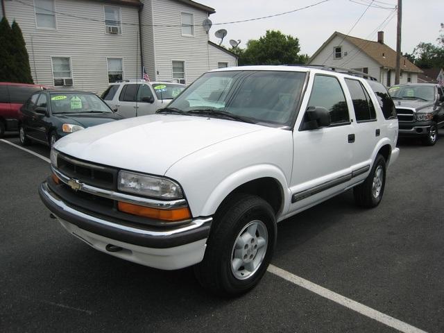 2005 Chevrolet Blazer FMV