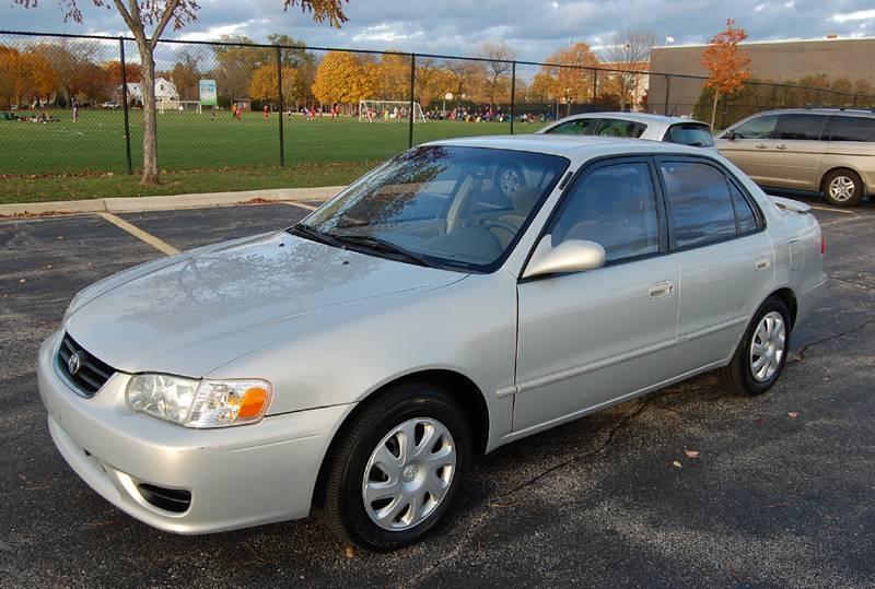 2001 Toyota Corolla FMV