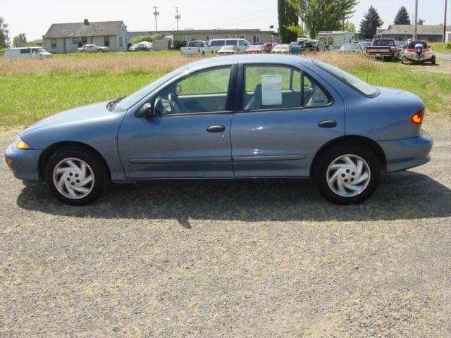 1998 Chevrolet Cavalier BHPH Fair Market Value