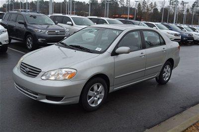2004 Toyota Corolla BHPH Fair Market Value