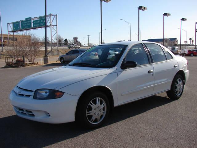 2003 Chevrolet Cavalier BHPH Fair Market Value