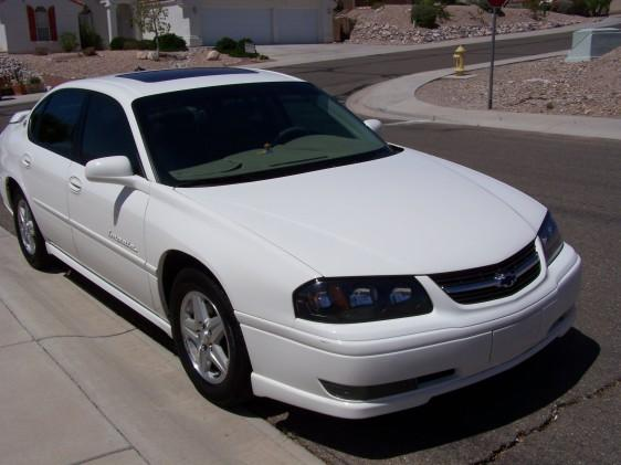 2003 Chevrolet Impala BHPH Fair Market Value