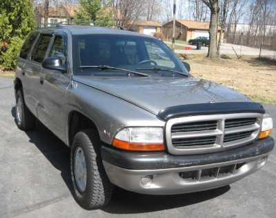 2000 Dodge Durango 4x4 BHPH Fair Market Value