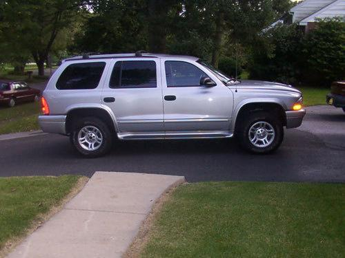 2003 Dodge Durango 4x4 BHPH Fair Market Value