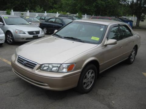 2001 Toyota Camry BHPH Fair Market Value