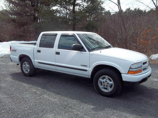 2005 Chevrolet S-10
