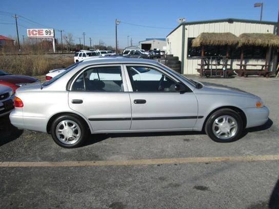 2002 Chevrolet Prizm BHPH Fair Market Value