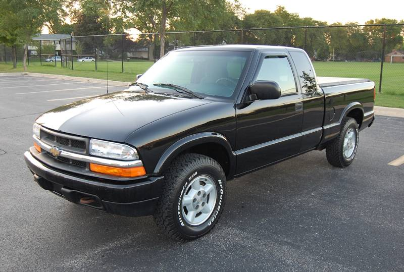 2001 Chevrolet S-10 Pickup BHPH Fair Market Value