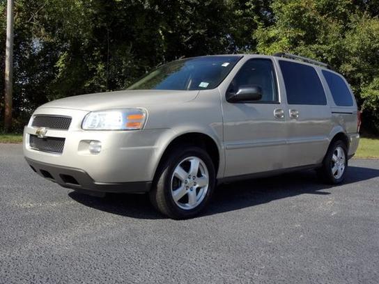 2007 Chevrolet Uplander BHPH Fair Market Value