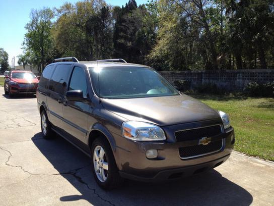 2008 Chevrolet Uplander BHPH Fair Market Value