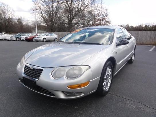 2002 Chrysler 300M FMV