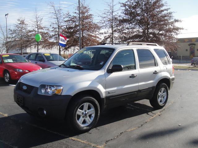2007 Ford Escape FMV
