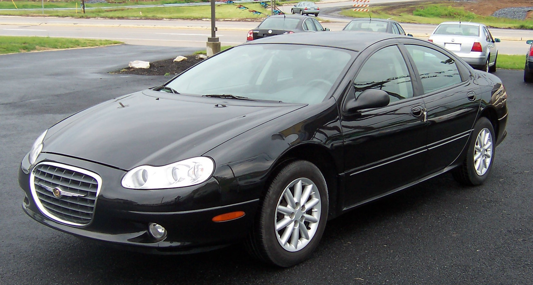 2002 Chrysler LHS BHPH Fair Market Value