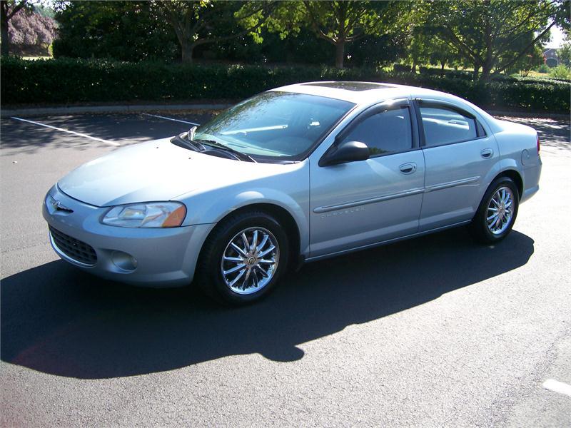 1996 Chrysler Sebring BHPH Fair Market Value