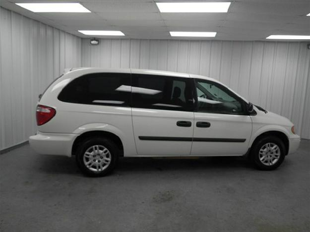 2007 Dodge Caravan BHPH Fair Market Value