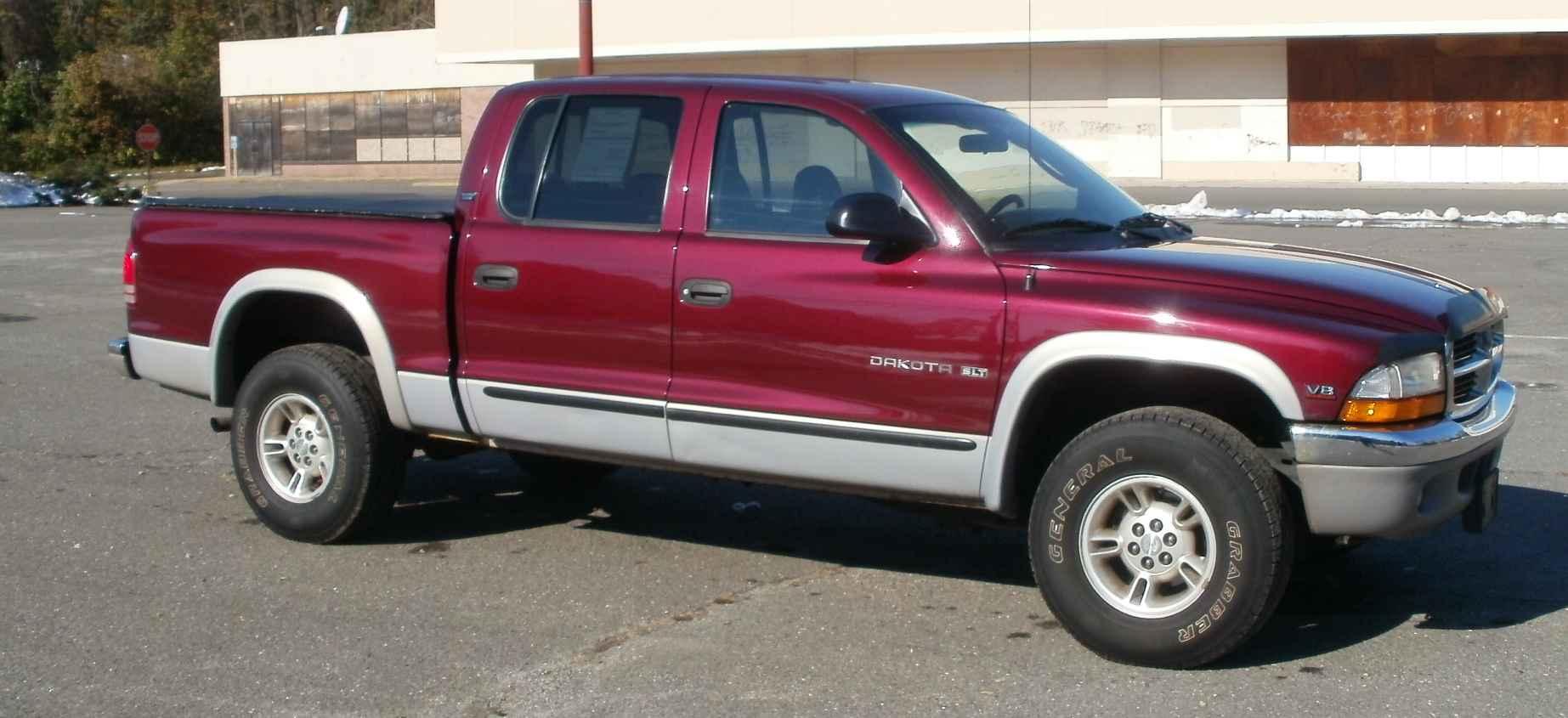 2000 Dodge Dakota BHPH Fair Market Value