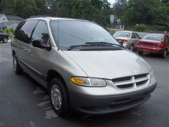 2000 Dodge Grand Caravan BHPH Fair Market Value
